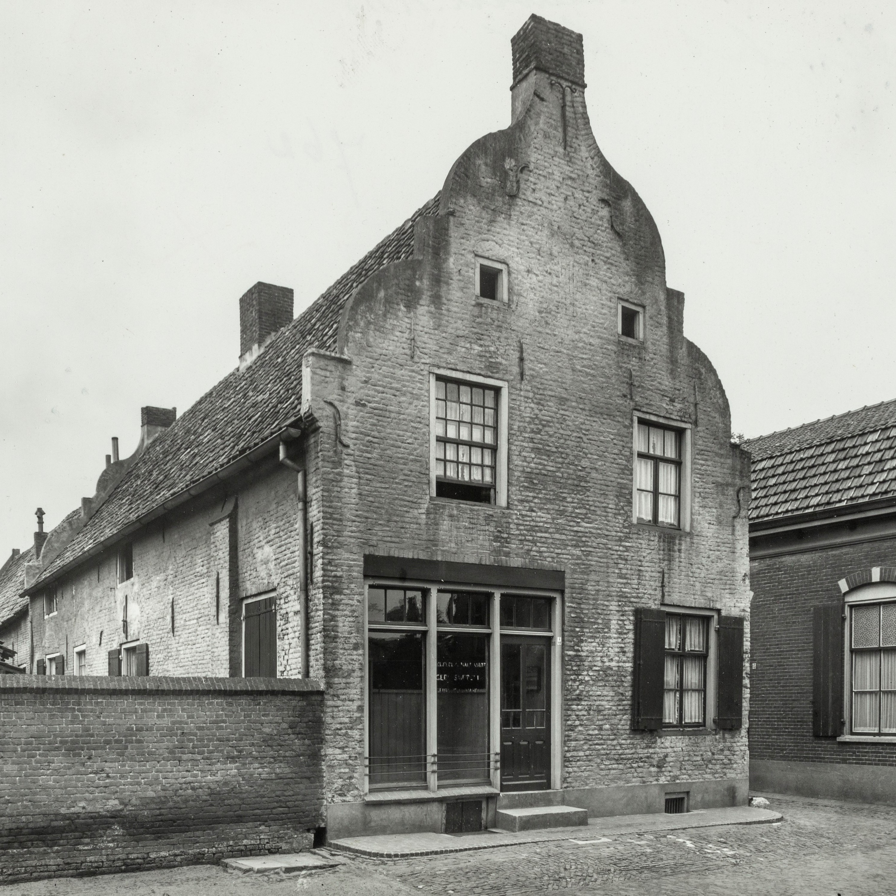 Huizen en hun bewoners