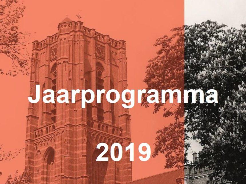 Jaarprogramma Heemkundekring 2019